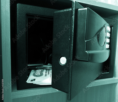 money safety box