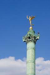 the bastille column