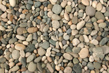 dry pebbles poster