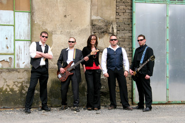 industial band