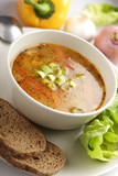 vegetable soup poster