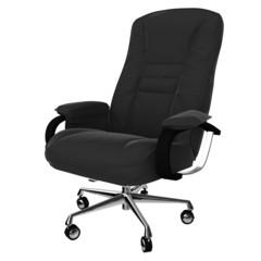 isolated office armchair 01