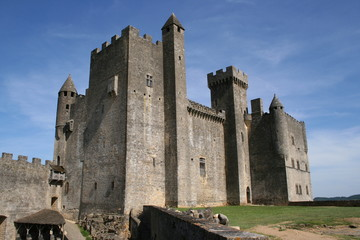 old french castle