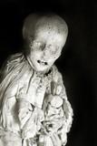 scarey mummy poster