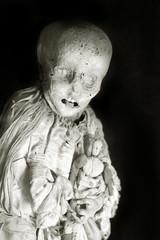 scarey mummy
