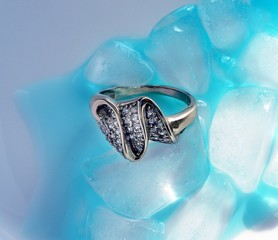 ring and ice