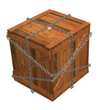 chained box poster