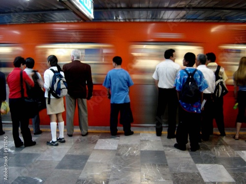 métro mexico 3 - 571576