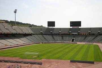 olympia-stadion in barcelona