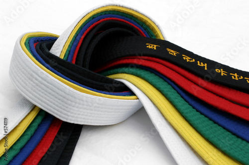 martial arts belts 3