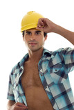 builder or tradesman poster