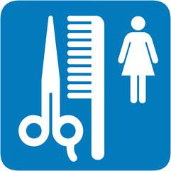coiffeur pour dame