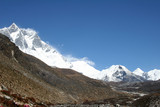 dingboche and island peak - nepal