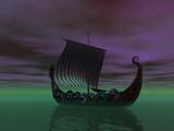 night viking poster