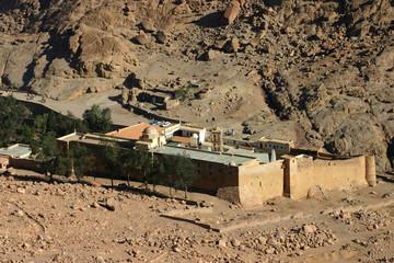 monastère sainte catherine