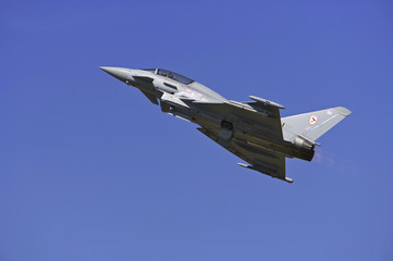 eurofighter taking off