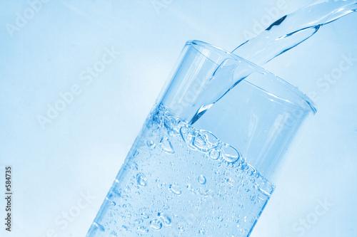 eau bleu © galam