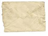 old envelope poster