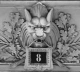 lion à paris 2 poster