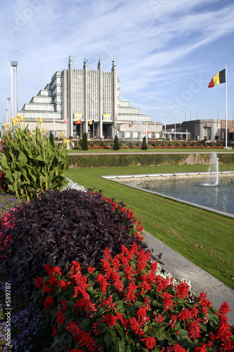 expo 58 in brussel