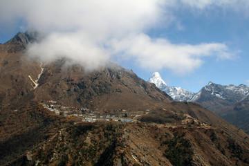 phortse, nepal