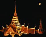 thailand bangkok, royal palace poster