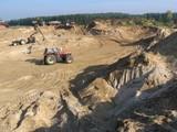gravel mine poster