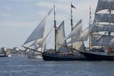 segelschiffe in kiel - Fine Art prints