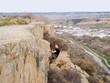 abseil the rimrocks - montana