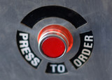 button - press to order poster