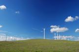 modern windmills poster