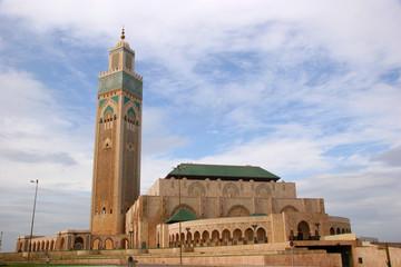 king hussan ii mosque