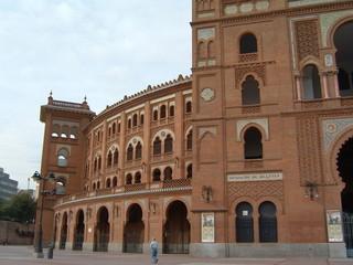 spanien - plaza de toros
