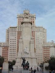 spanien - don quichote denkmal