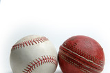 change happens 3 - cricket to baseball poster