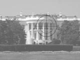 target - white house poster