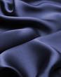 blue silk - background