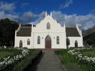 reformierte kirche holl franschhoek