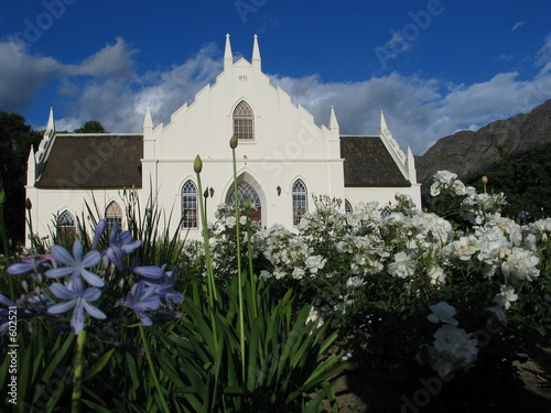 holl reformed church in franschhoek