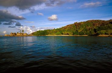tranquil bay