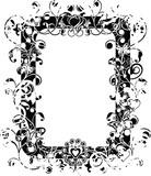 grunge valentine frame poster