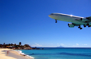 st maarten - juliana airport