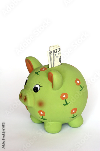 piggy saving bank