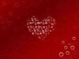 bubbles love poster