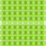 green diamond patten poster