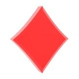 diamond symbol poster