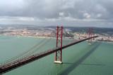 lisbon bridge 2 poster