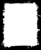 contour de plumes sur fond noir et blanc poster