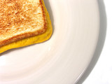 cheese sandwich poster