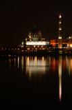 putrajaya mosque poster